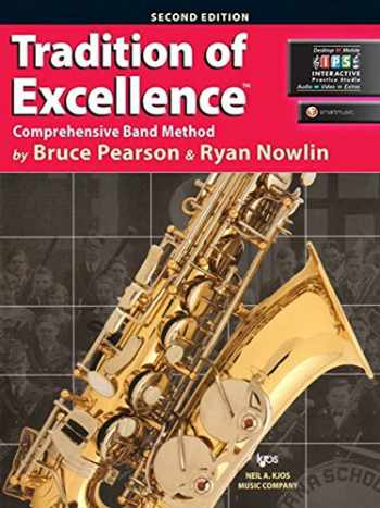 9780849770579-0849770572-W61XE - Tradition of Excellence Book 1 - Alto Saxophone