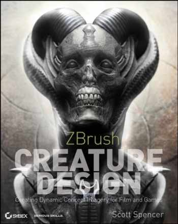 9781118024331-1118024338-ZBrush Creature Design: Creating Dynamic Concept Imagery for Film and Games