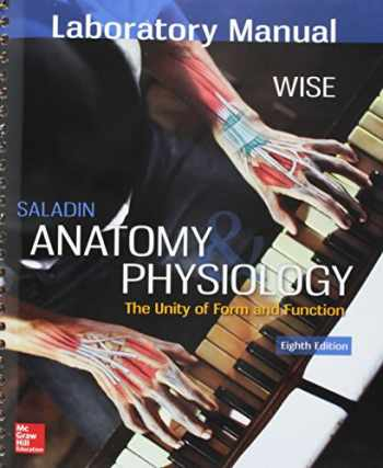 9781260187601-1260187608-Gen Combo Lab Manual Anatomy & Physiology; Connect W/Apr Phils AC