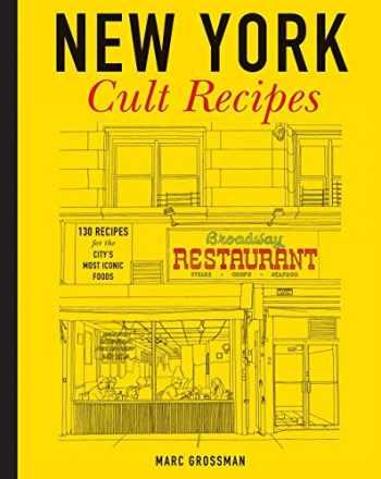 9781454912064-1454912065-New York Cult Recipes