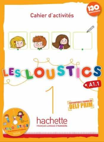 9782011559050-2011559057-Les Loustics: Cahier d'Activites 1 + CD-Audio (French Edition)