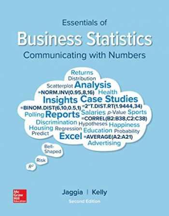 9781260681413-1260681416-Loose-Leaf for Essentials of Business Statistics