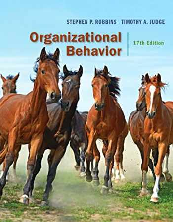 9780134437866-0134437861-Organizational Behavior Plus MyLab Management with Pearson eText -- Access Card Package (17th Edition)