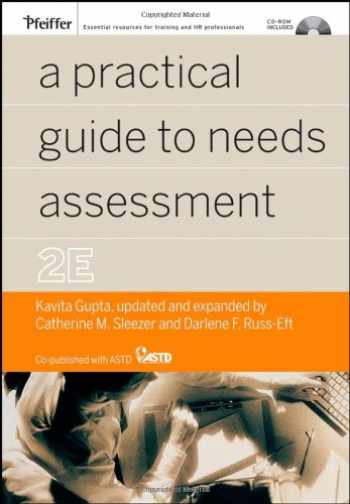 9780787982720-0787982725-A Practical Guide to Needs Assessment