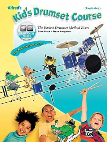 9780739038253-0739038257-Alfred's Kid's Drumset Course