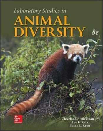 9781259932526-1259932524-Laboratory Studies in Animal Diversity 8e