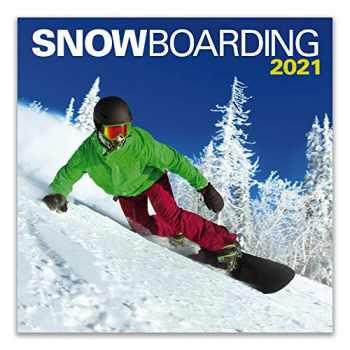 9781772185362-1772185361-Snowboarding 2021 Wall Calendar