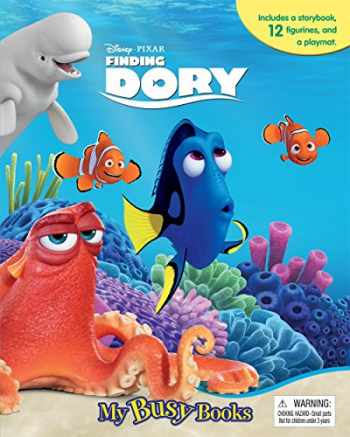9782764332603-2764332602-Finding Dory Busy Book