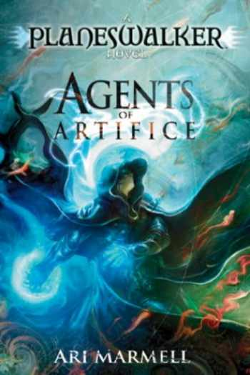 9780786952403-0786952407-Agents of Artifice: A Planeswalker Novel (Planeswalkers)