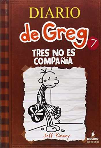9781933032894-1933032898-Tres no es compañía / The Third Wheel (Diario de Greg) (Spanish Edition)
