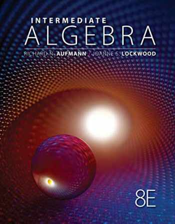 9781111579494-1111579490-Intermediate Algebra (Textbooks Available with Cengage Youbook)