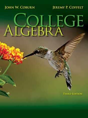 9780073519586-0073519588-College Algebra