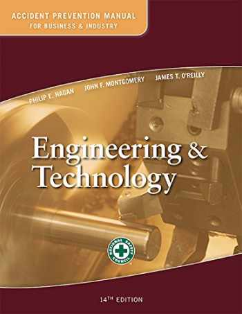 9780879123222-0879123222-Accident Prevention Manual for Business & Industry: Engineering & Technology, 14th Edition
