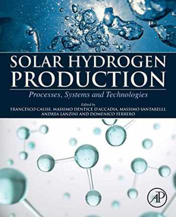 9780128148532-0128148535-Solar Hydrogen Production: Processes, Systems and Technologies