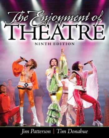 9780205856152-0205856152-The Enjoyment of Theatre (9th Edition)