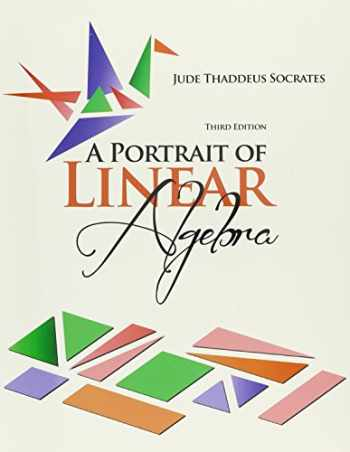 9781465290533-1465290532-A Portrait of Linear Algebra