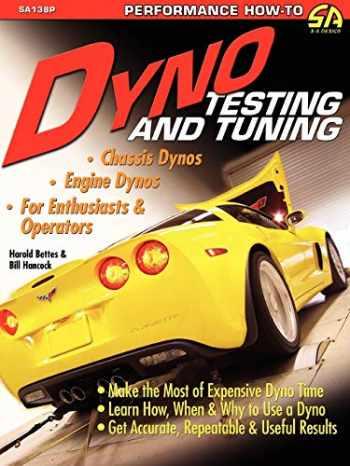 9781934709740-1934709743-Dyno Testing and Tuning