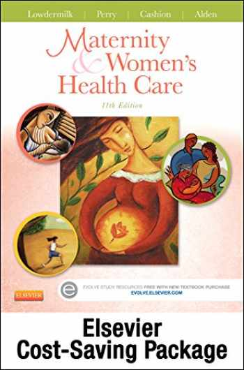 9780323310659-0323310656-Maternity and Women's Health Care and Elsevier Adaptive Quizzing Package