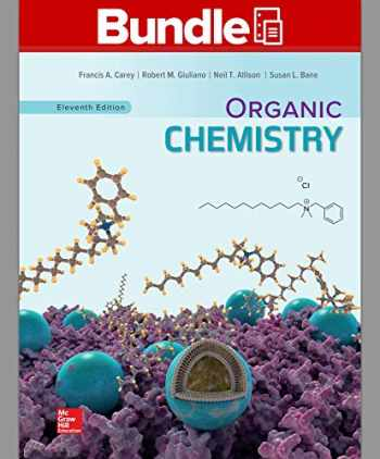 9781260699067-1260699064-Package: Loose Leaf for Organic Chemistry with Connect Access Card (1 Semester)