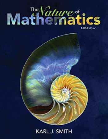 9781133947257-1133947255-Nature of Mathematics