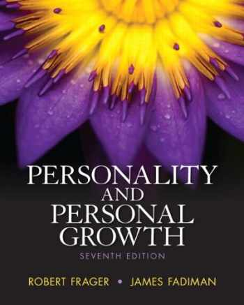 9780205254781-0205254780-Personality and Personal Growth (7th Edition)