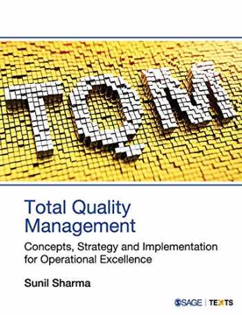 9789351502814-9351502813-Total Quality Management: Concepts, Strategy and Implementation for Operational Excellence