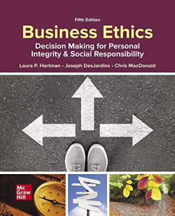 9781260512939-1260512932-Loose Leaf for Business Ethics