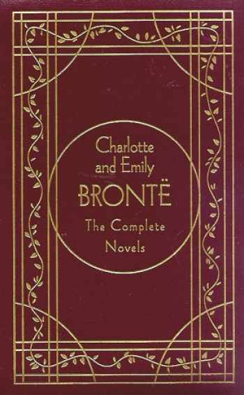 9780517147795-0517147793-Charlotte & Emily Bronte: The Complete Novels, Deluxe Edition (Literary Classics)