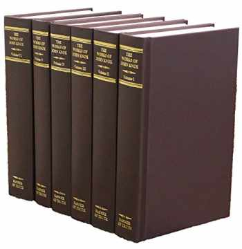 9781848713918-1848713916-The Works of John Knox (6 Volume Set)
