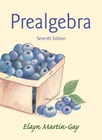 9780321955043-0321955048-Prealgebra (7th Edition)