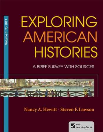 9780312410001-031241000X-Exploring American Histories, Volume 1: A Brief Survey with Sources