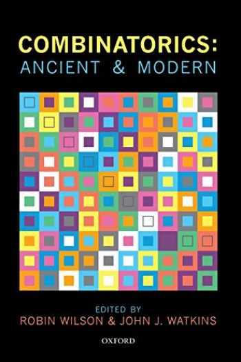 9780198739050-0198739052-Combinatorics: Ancient & Modern