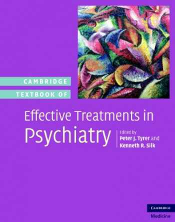 9780521842280-052184228X-Cambridge Textbook of Effective Treatments in Psychiatry