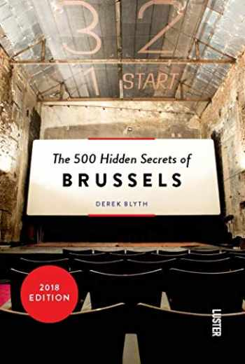 9789460580925-9460580920-The 500 Hidden Secrets of Brussels Revised & Updated