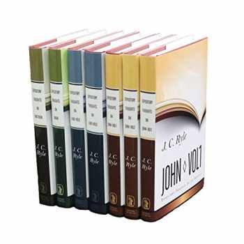 9781848711365-1848711360-Expository Thoughts on the Gospels (7 Volume Set)