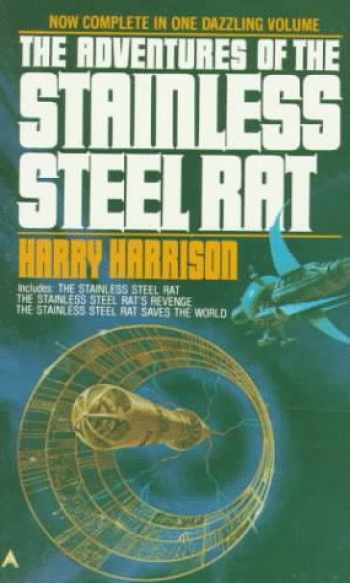 9780441004225-0441004229-Adventures of the Stainless Steel Rat