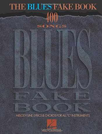 9780793558551-0793558557-The Blues Fake Book