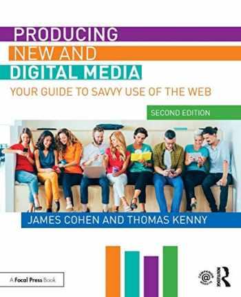 9780367192341-0367192349-Producing New and Digital Media