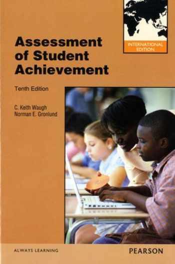 9780132927925-0132927926-Assessment of Student Achievement
