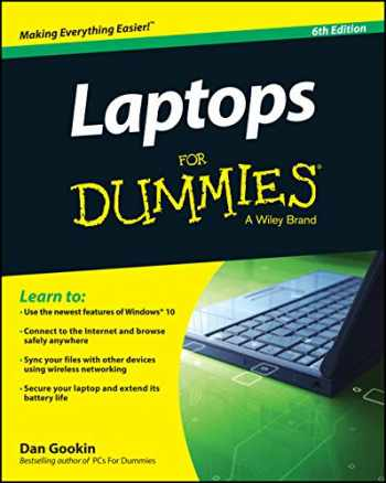 9781119041801-1119041805-Laptops For Dummies