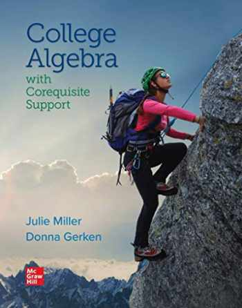 9781260867169-1260867161-Loose Leaf Version for College Algebra with Corequisite Support