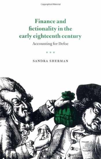9780521481540-0521481546-Finance and Fictionality in the Early Eighteenth Century: Accounting for Defoe