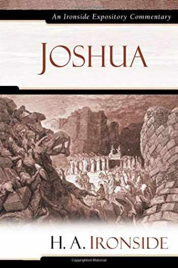 9780825429279-0825429277-Joshua (Ironside Expository Commentaries)