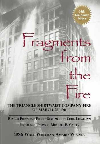 9781939044037-1939044030-Fragments from the Fire: The Triangle Shirtwaist Company Fire of March 25, 1911