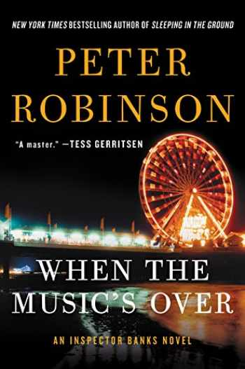 9780062395054-006239505X-When the Music's Over: An Inspector Banks Novel (Inspector Banks Novels)