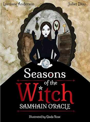 9781925924657-1925924653-Seasons of the Witch: Samhain Oracle: Harness the Intuitive Power of the Year's Most Magical Night (Rockpool Oracle Card Series)