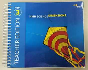 9780544713383-0544713389-HMH Science Dimensions: Teacher Edition Grade 3
