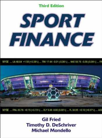 9781450421041-1450421040-Sport Finance