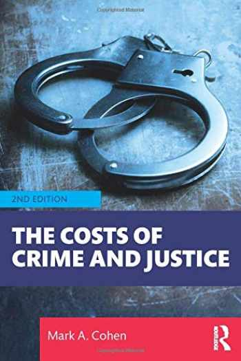 9781138363663-1138363669-The Costs of Crime and Justice