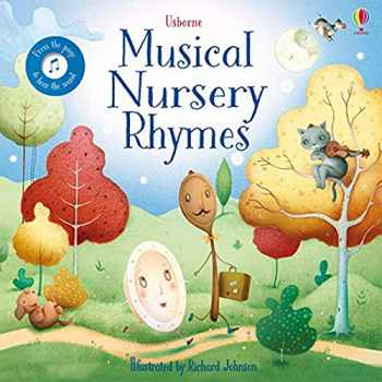 9781474918985-1474918980-Musical Nursery Rhymes (Musical Books)